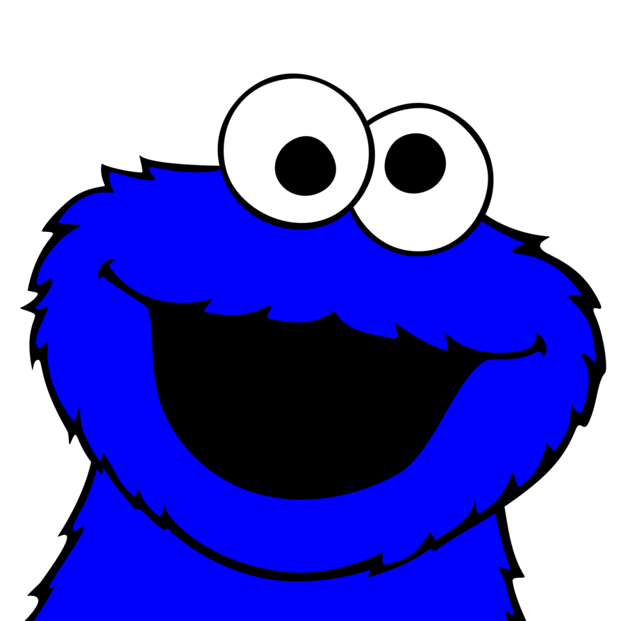 Cookie Monster Images Free Clipart Best