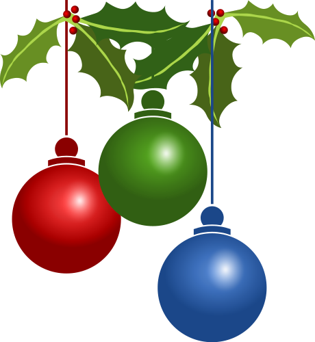 Free christmas ornament clip art vector images free vector