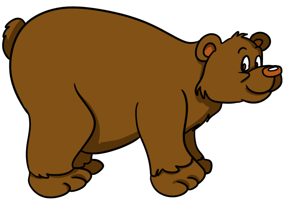 Clip Art Grizzly Bear - ClipArt Best