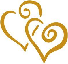Golden Wedding Anniversary Clipart - ClipArt Best