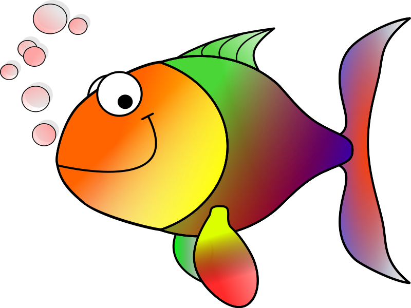 Cartoon Sea Creatures Clip Art - ClipArt Best