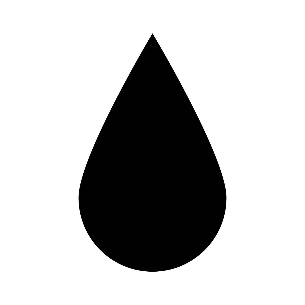 water drop symbol clipart best