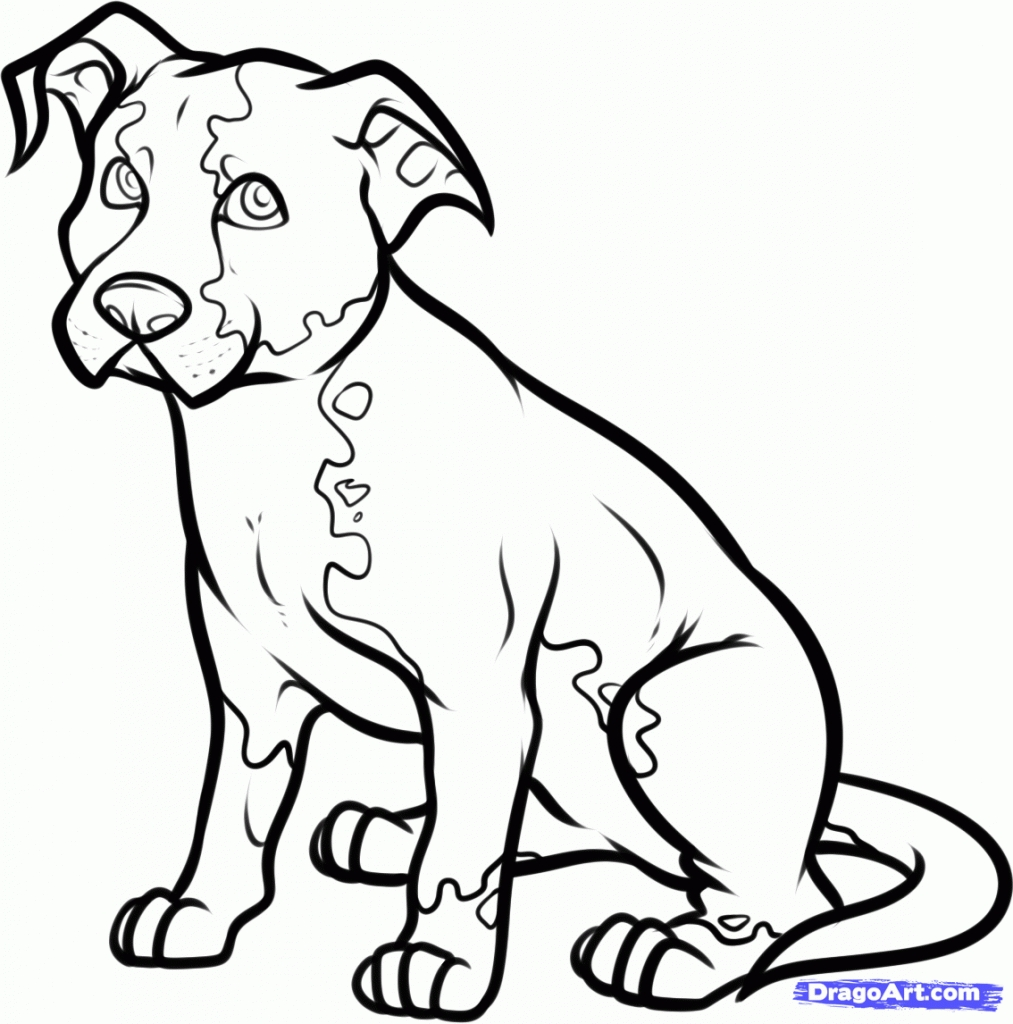 Image Result For Pictures Of Dogs That You Can Draw