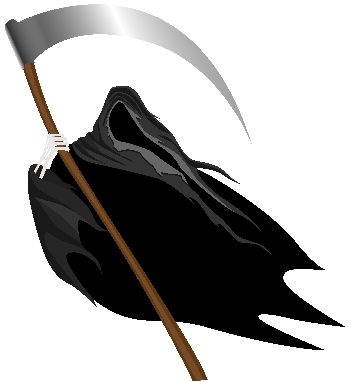 Grim Reaper Clip Art - ClipArt Best