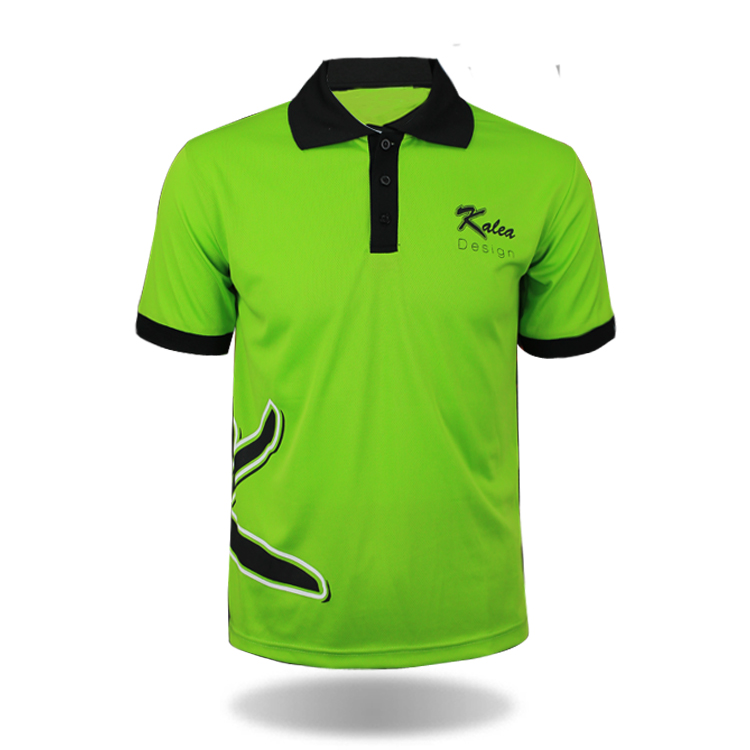 Green polo shirt with design clipart best for Polo shirt maker online