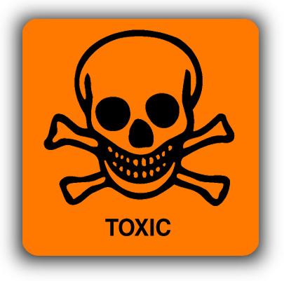 Toxic Symbol - ClipArt Best