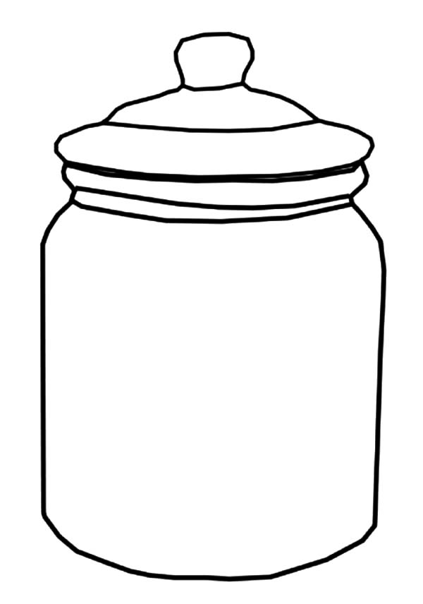 Line Drawing Jar : Jelly beans line drawings clipart best