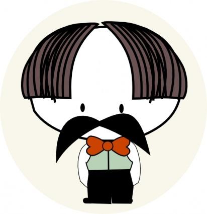 Clipart Moustache - ClipArt Best