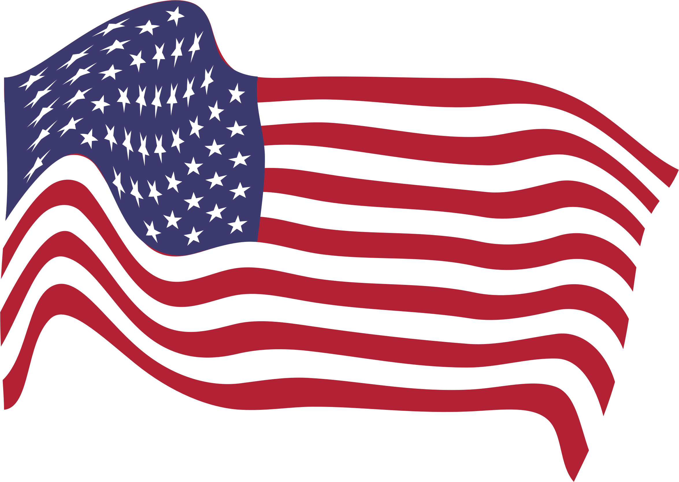 American Flag Png - ClipArt Best