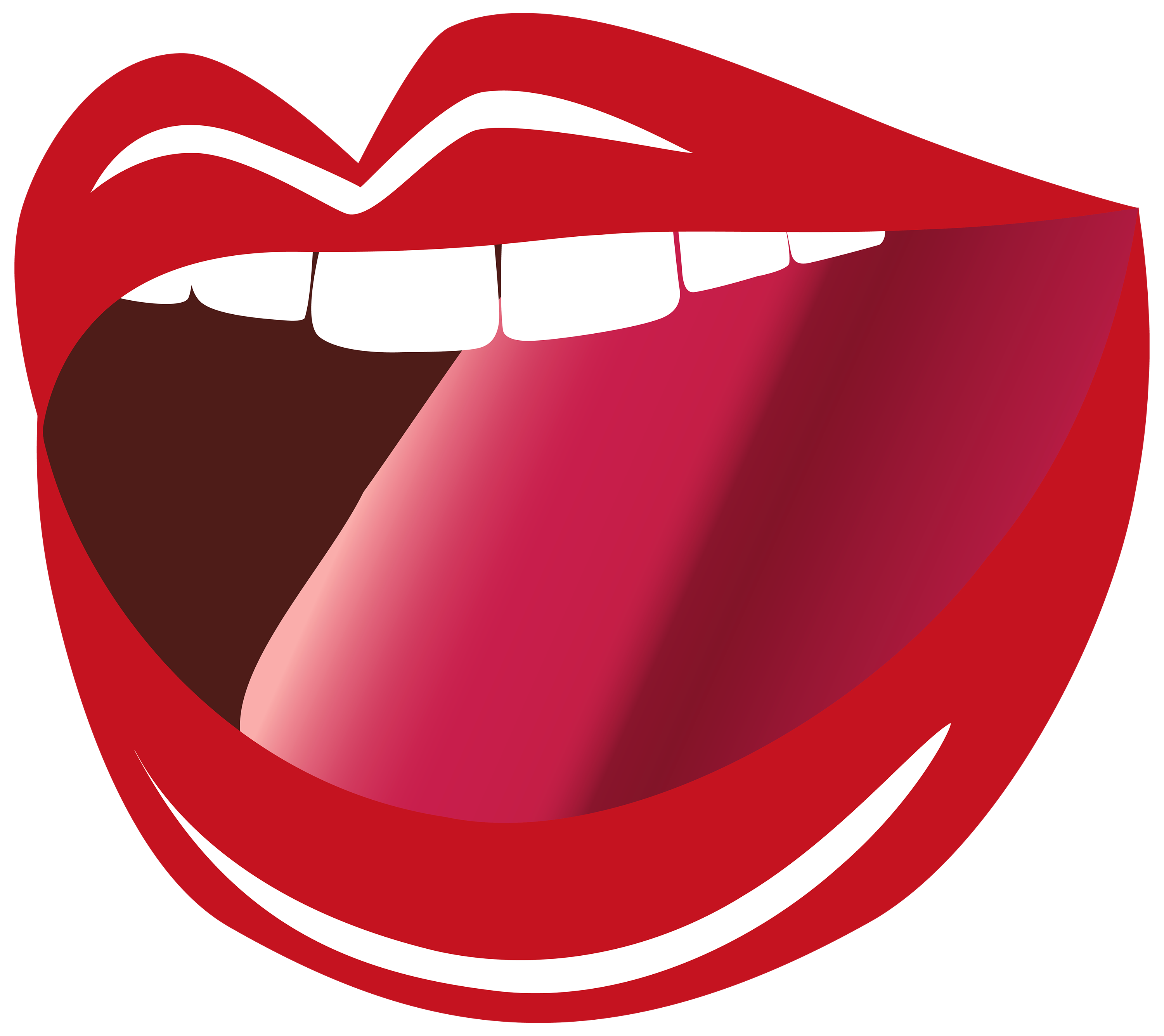 Clipart + Open Mouth - ClipArt Best