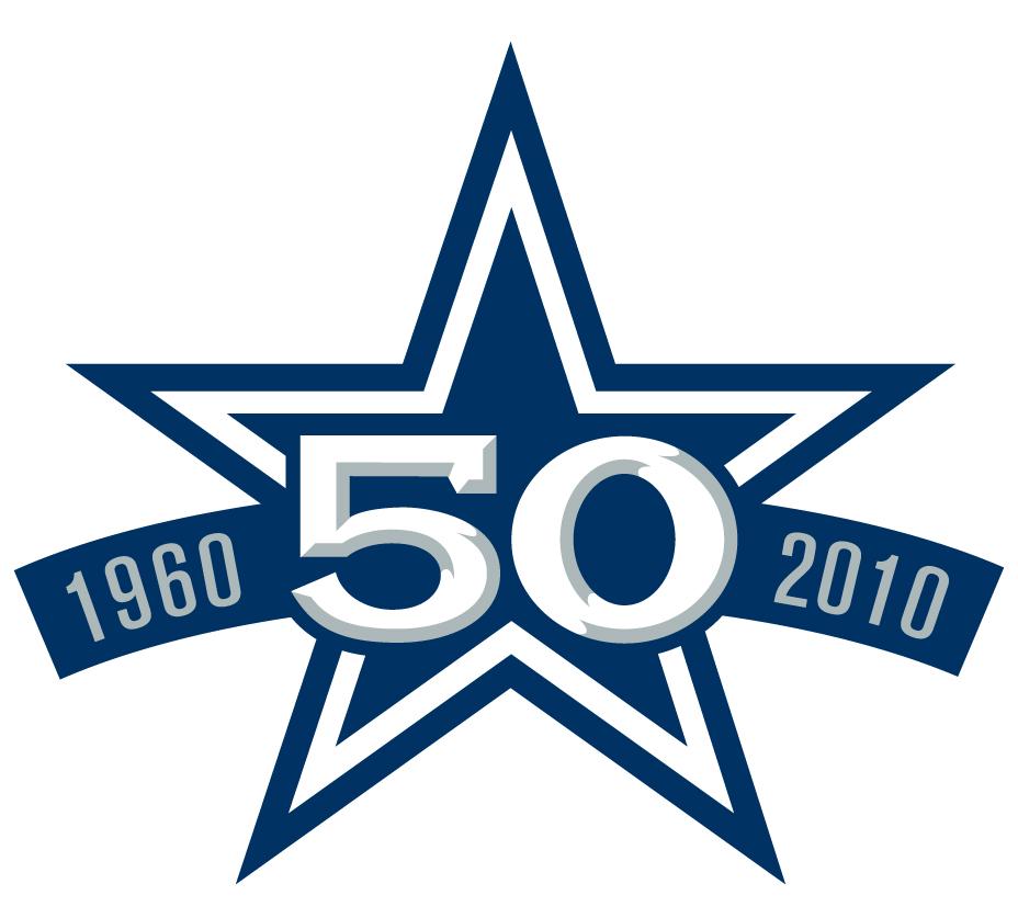 Cowboys Unveil 50th Anniversary Logo ProFootballTalk