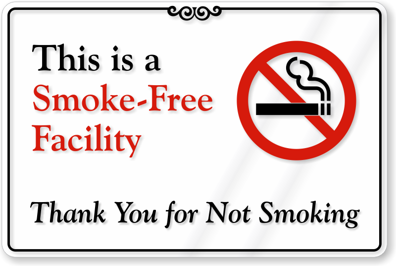 funny no smoking signs to print clipart best