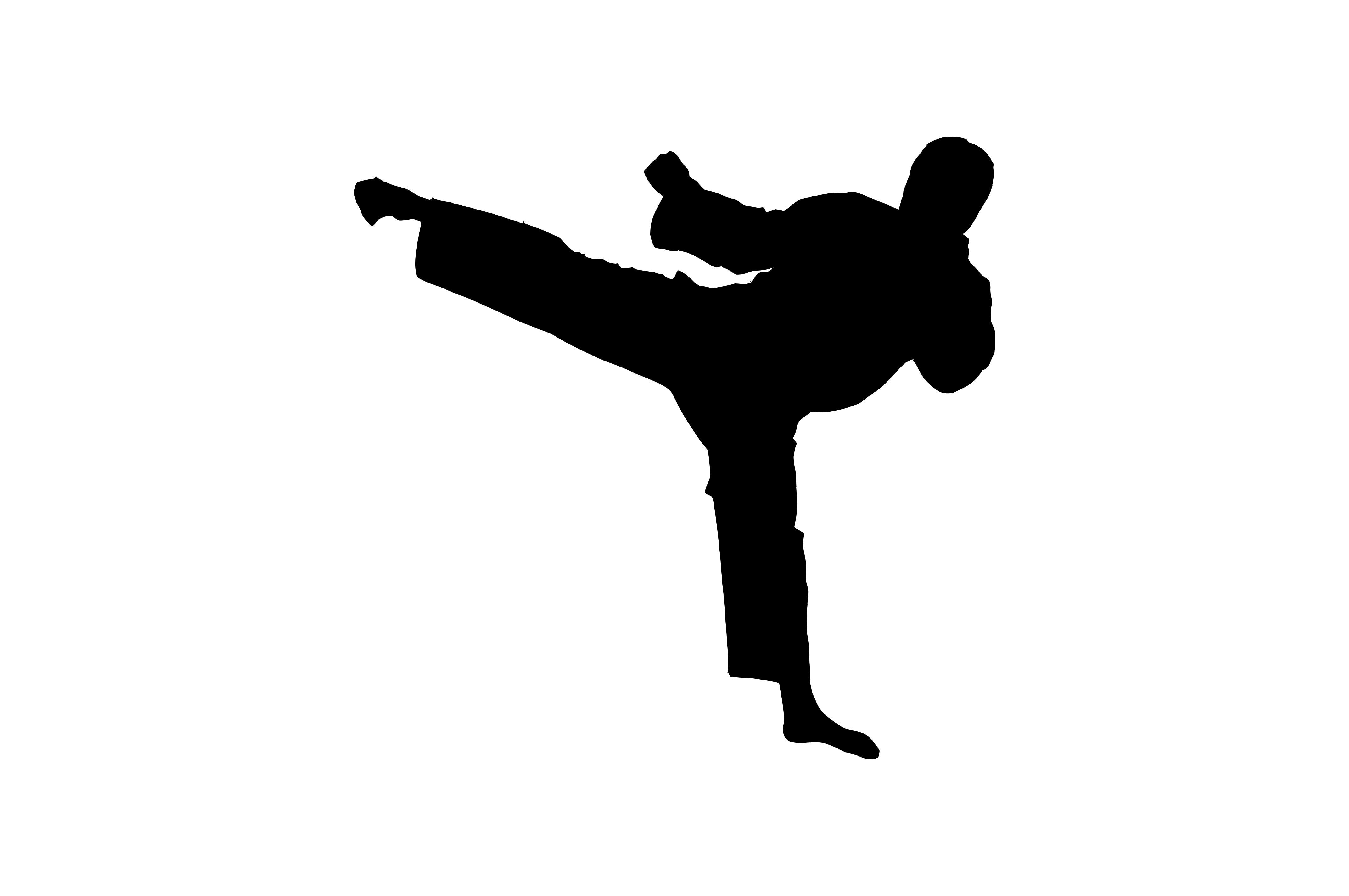Martial Art Clipart Best