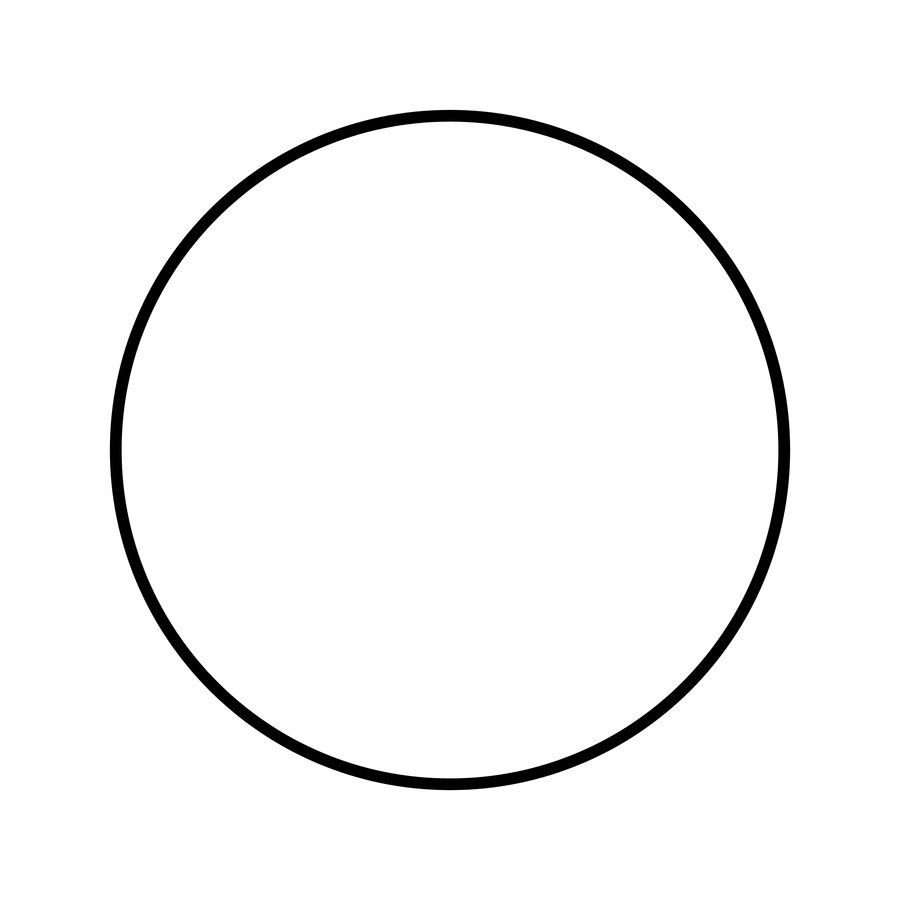 printable circle templates clipart best