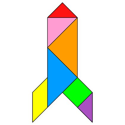 Tangram Printable | Math Blocks ...