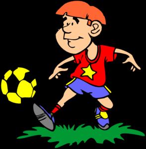 Football Players Clip Art - ClipArt Best