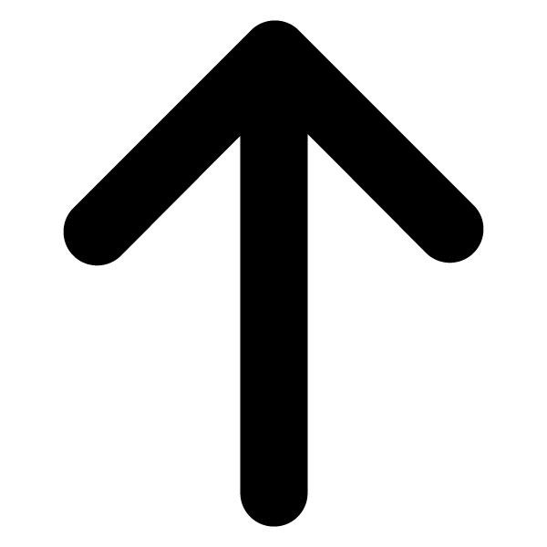 free clipart arrow pointing up - photo #8