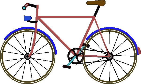 Bike Clip Art Clipart Best