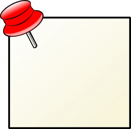 Go back gt gallery for gt post it note clip art