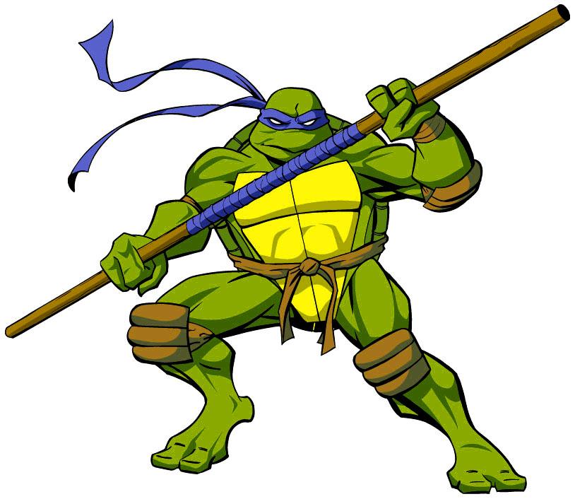 Teenage Mutant Ninja Turtles Clipart - ClipArt Best
