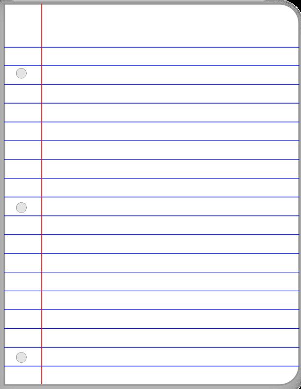 Doc736961 Printable Loose Leaf Paper 1000 ideas about – Loose Leaf Paper Background
