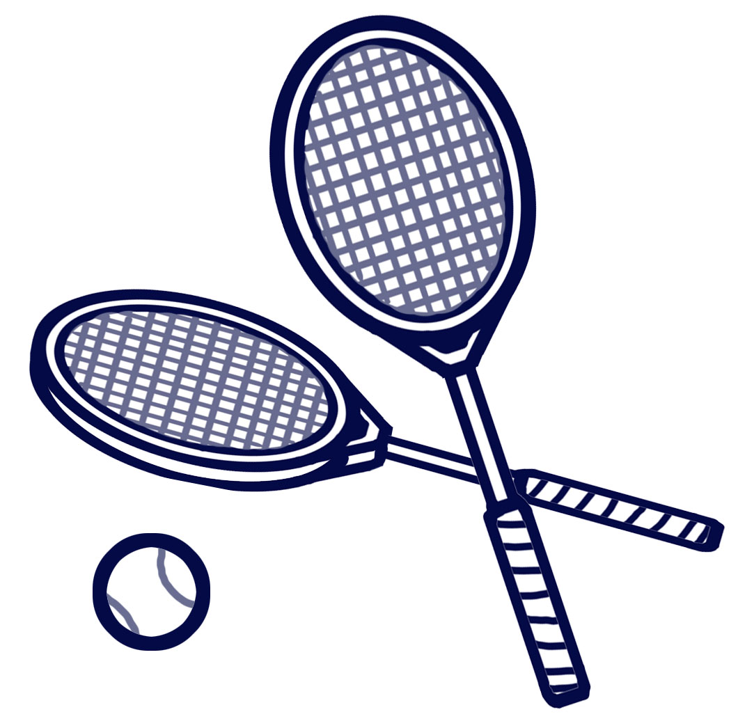 Tennis clipart free | ClipartMonk - Free Clip Art Images