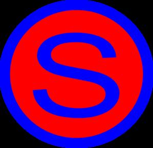 Letter S clip art - vector clip art online, royalty free & public ...