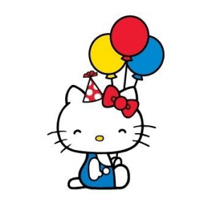 images hello kitty birthday   clipart best