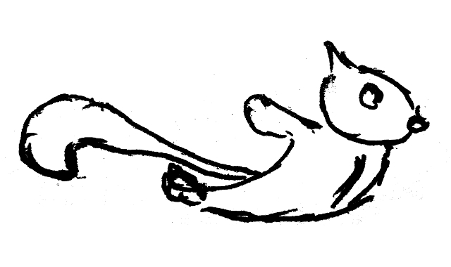 Draw Flying Squirrel Image Search Results - ClipArt Best