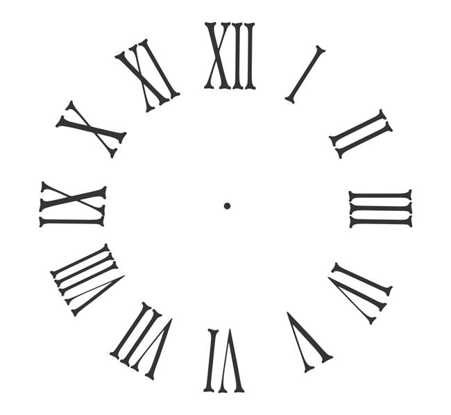 clocks without hands clipart best