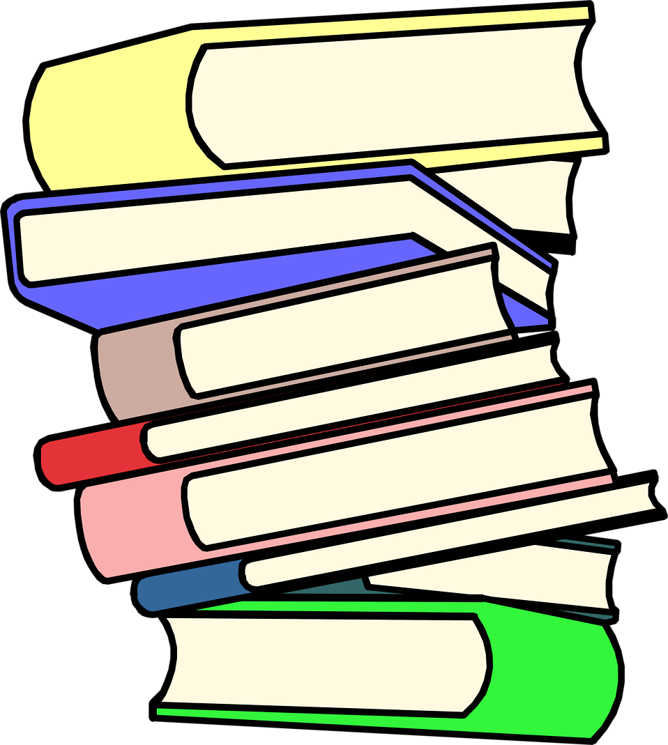 stacks of books   clipart best