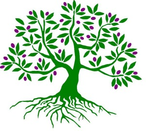 Clip Art Tree With Roots Clipart tree and roots clip art clipart best with fruit