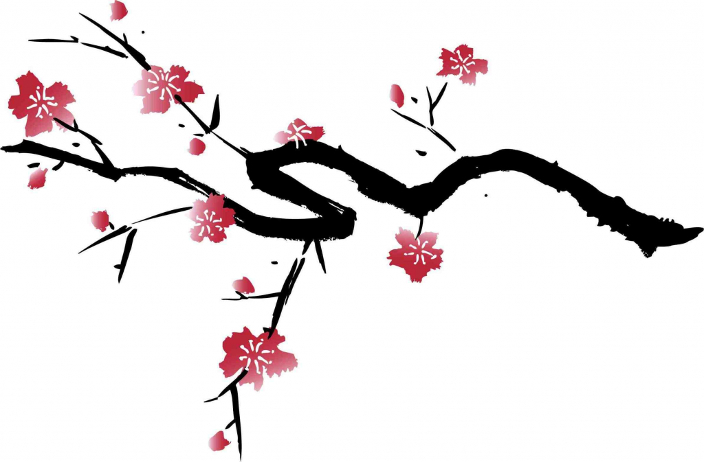 Cherry Blossom Sketch - ClipArt Best