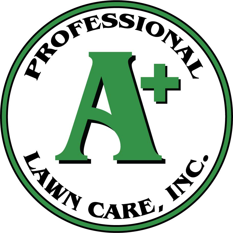 Lawn Care Logos A+ professional lawn care