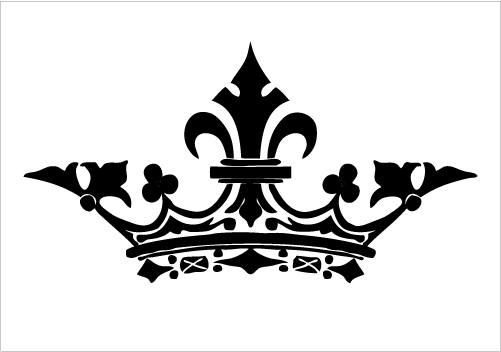crown clipart vector free - photo #43