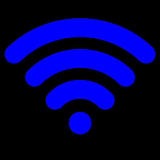 Wifi Logo Blue - ClipArt Best