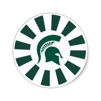 Michigan State Gifts on Zazzle
