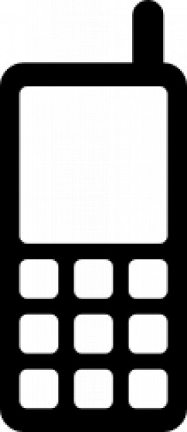 icon mobile phone | Download free Vector