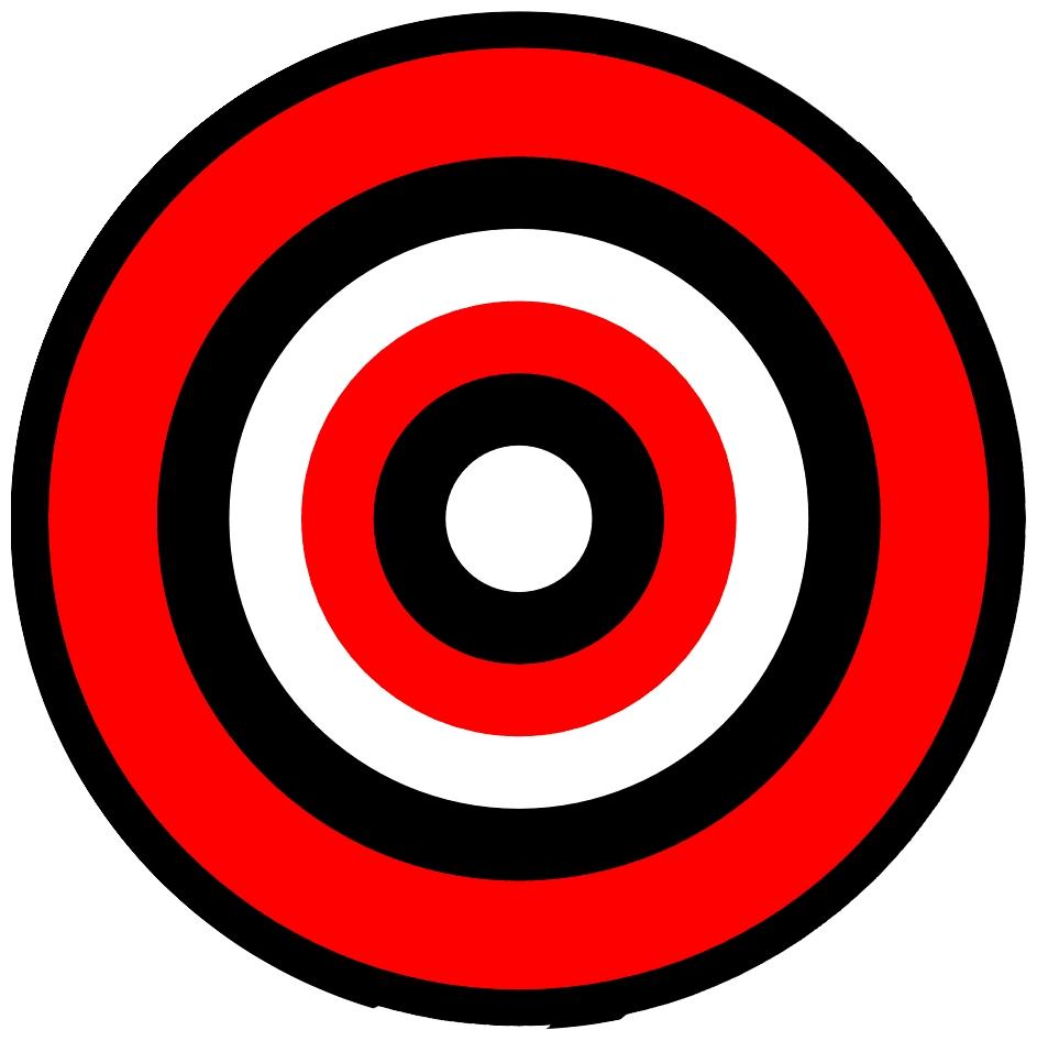 clip art target bullseye - photo #37