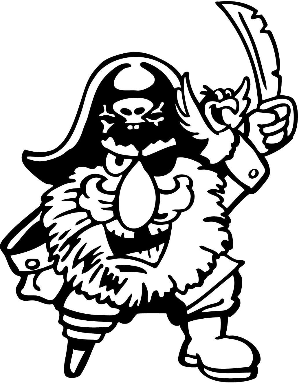 Pirate Clip Art - ClipArt Best