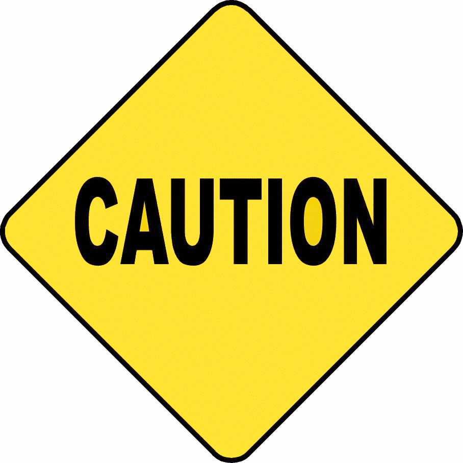 construction sign clip art clipart best