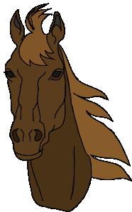 Horse Head Clip Art - ClipArt Best