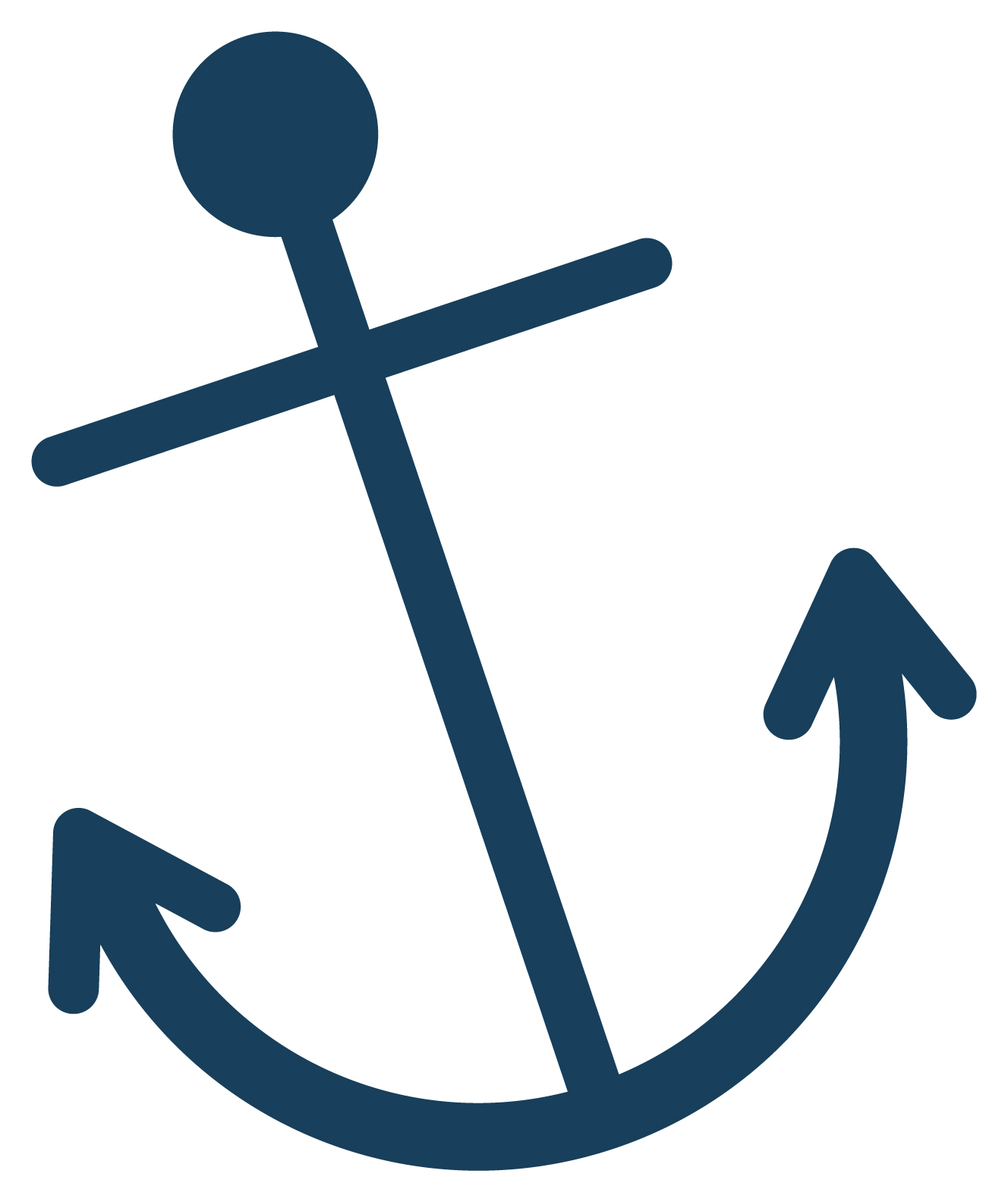 Nautical Anchor - ClipArt Best