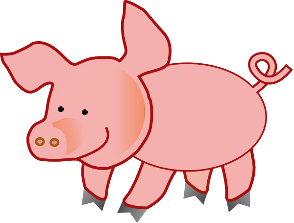 Pig Clipart - Free Clipart Images