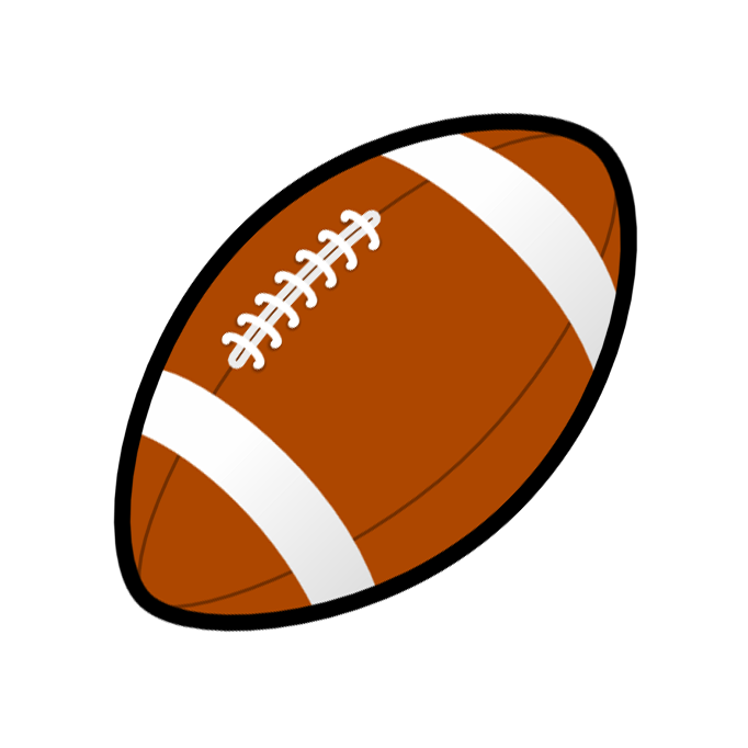 Cartoon Football Clipart - ClipArt Best