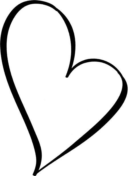 Black Heart Images - ClipArt Best