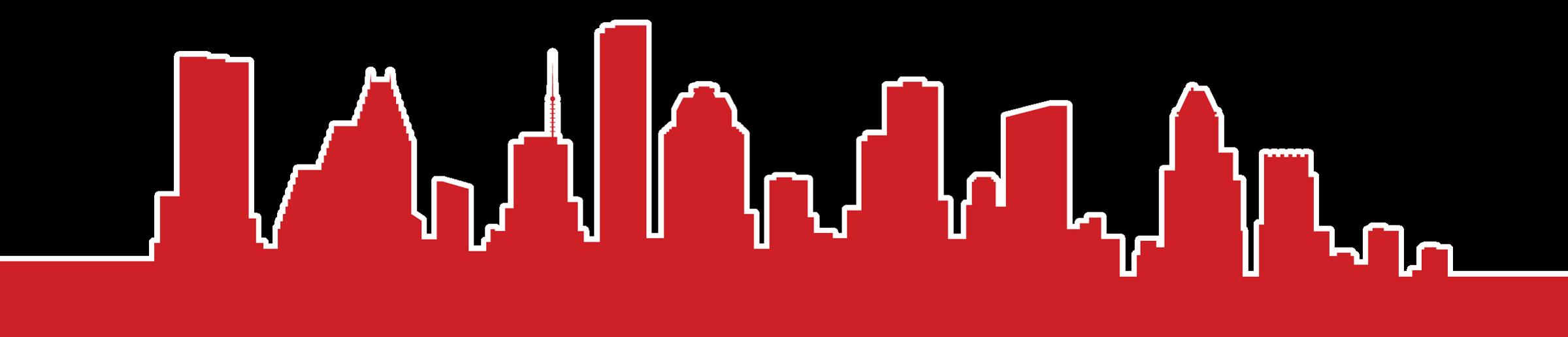 Houston Clip Art : Houston skyline drawing clipart best