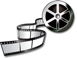 Movie Reel Art