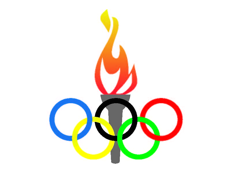 logo the olimpic clipart best
