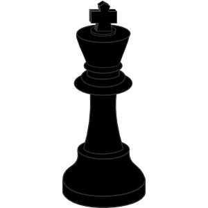 King Piece In Chess - ClipArt Best